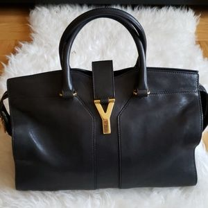 Saint Laurent Large Chyc Cabas bag